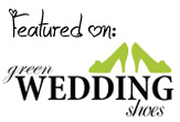 Green Wedding Shoes: Featured!